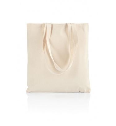 Cotton bag natural 140 gsm...