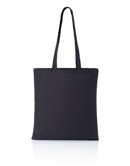 Cotton bag black 140 gsm /...