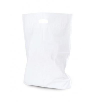 Plastic Bag MARKET white...