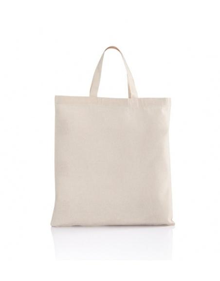 Cotton bag 140 gsm natural...