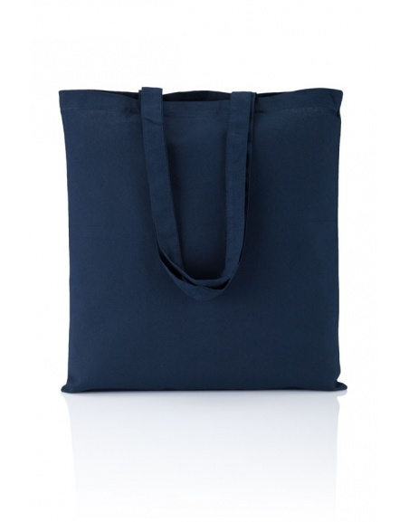 Cotton bag navy 220 gsm /...