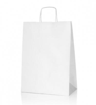 Paper bags EKO KRAFT white...