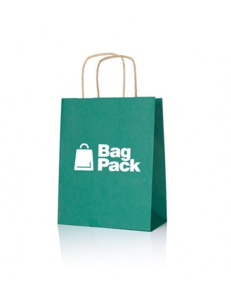 Paper bags EKO KRAFT dark...
