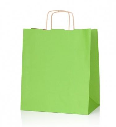 Paper bags EKO KRAFT green...