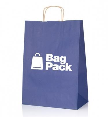 Paper bags EKO KRAFT navy...