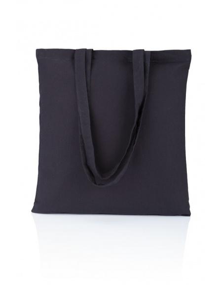 Cotton bag black 220 gsm /...