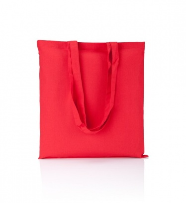 Cotton bag red 140 gsm /...