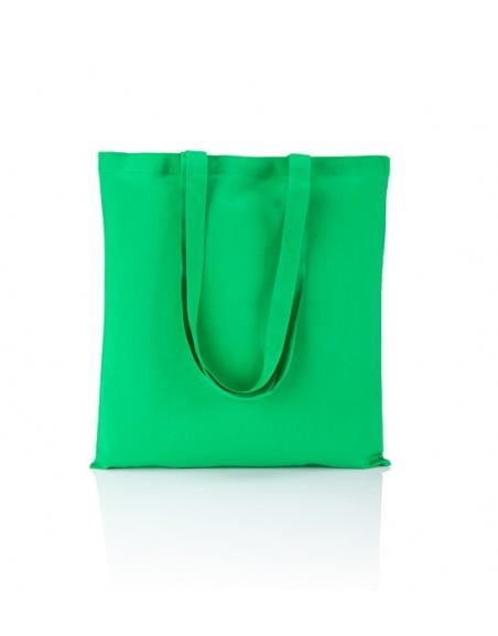 Cotton bag light green 140...