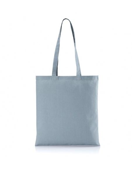 Cotton bag gray 140 gsm /...