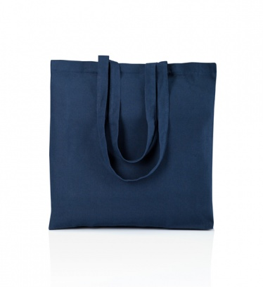 Cotton bag navy 220 gsm...