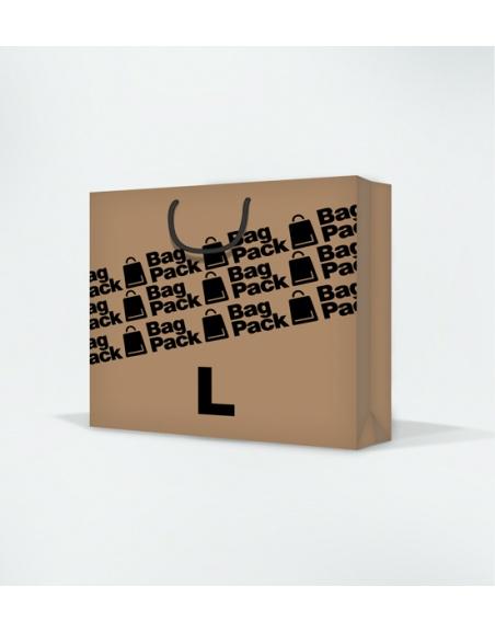 Torby papierowe PREMIUM eko+ L