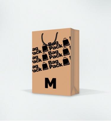 Paper bags PREMIUM eko+ size M
