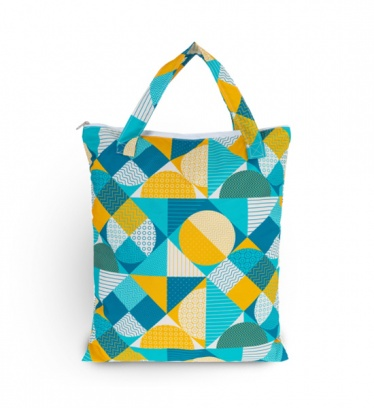 Tote bags ZIP short handles