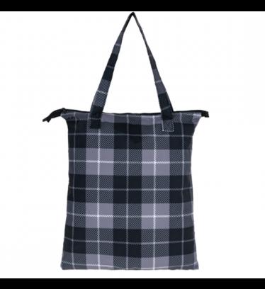 Tote bags ZIP long handles